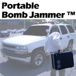 Portable Bomb Jammers