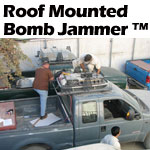 Roof Mounted Bomb Jammers