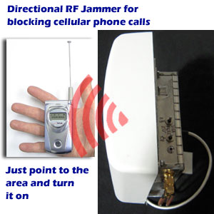 Cell phone jammer Wyoming - cell phone jammer means