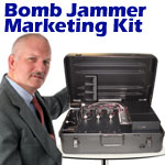Bomb Jammer Demonstration Kit