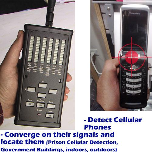 Cellular Detector